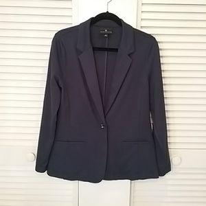 💙 Navy stretchy blazer NWOT